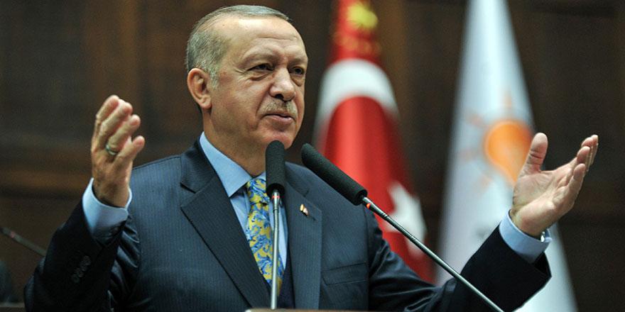Trump'la görüşme sonrası Erdoğan'dan ilk açıklama