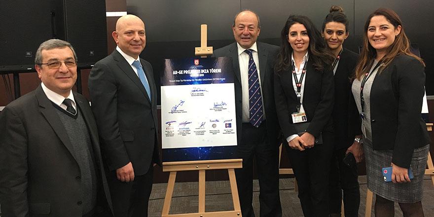 Savunma sanayine Ankara imzası