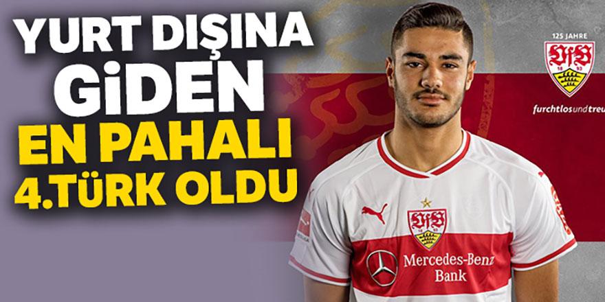 Ozan Kabak, en pahalı  transferde 4. Türk oldu