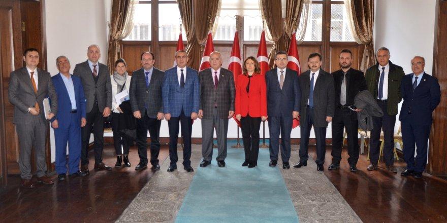 Ankara İl İstihdam ve Mesleki Eğitim Kurulu Toplandı