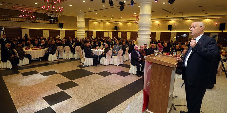 Yaşar'a Şentepe'den tam destek