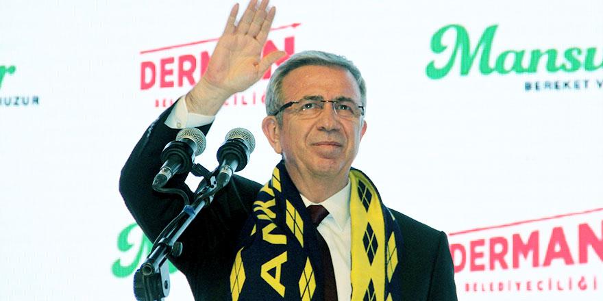 Mansur Yavaş: Akıllı Ankara Projesi ile 2050 yılını planlıyoruz