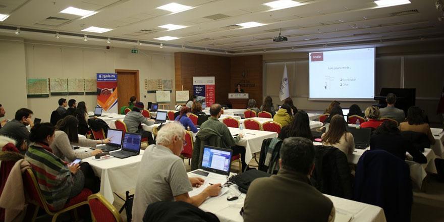 H2020 Programı Genel Bilgilendirme Eğitimi düzenlendi