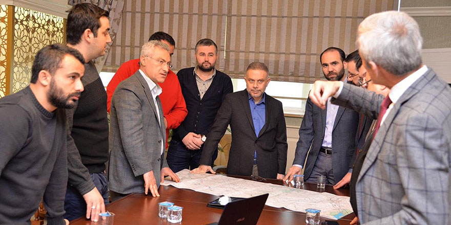 Ankara için dev proje