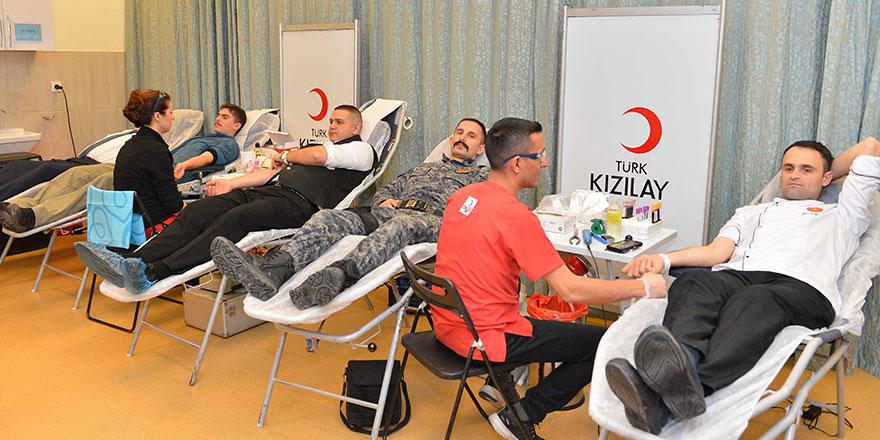 Cumhurbaşkanlığından kan bağışı desteği