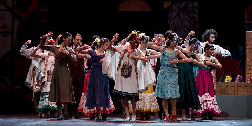 Frida Kahlo'nun hayatından kesitler Ankara'da