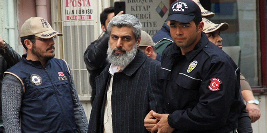 Alparslan Kuytul'a tekrar tutuklama kararı çıktı
