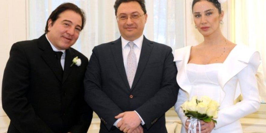 Fazıl Say evlendi