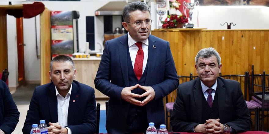 CHP'li Adnan Demirci Mamak için projelerini açıkladı