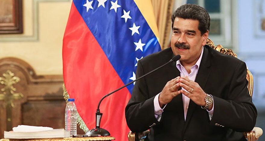 Maduro'dan flaş iddia