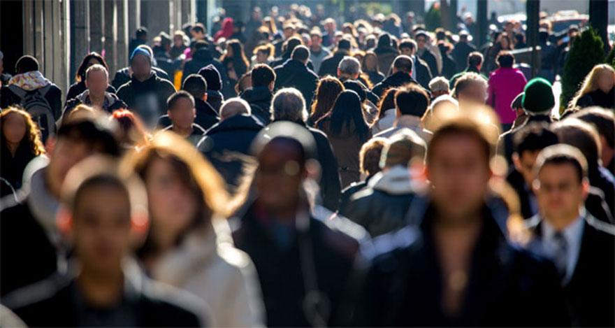 İşte Türkiye'nin yeni nüfusu