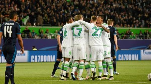Wolfsburg 2-0 Real Madrid