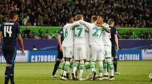Wolfsburg 2-0 Real Madrid