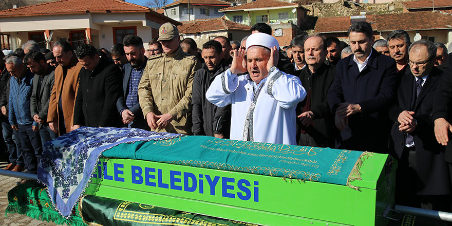 Osman Çakmak'ın acı günü