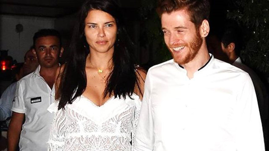 Adriana Lima'dan Metin Hara'ya şok suçlama