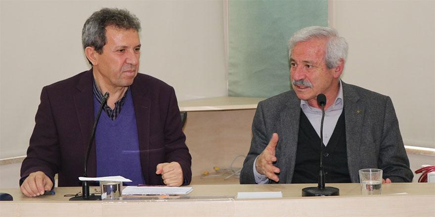 """""""40'lar Meclisi""""nin konuğu D. Mehmet Doğan oldu"""
