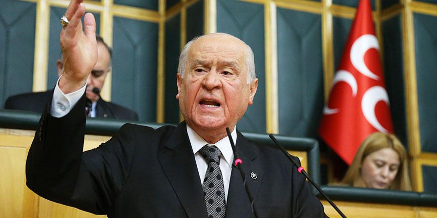 MHP lideri Bahçeli'den İlber Ortaylı'ya sert tepki