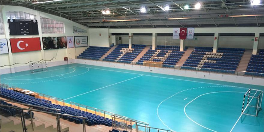 THF spor salonu yenilendi