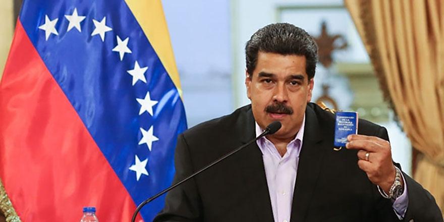 Lima Grubu, Maduro'nun ülkeyi terk etmesi için toplandı