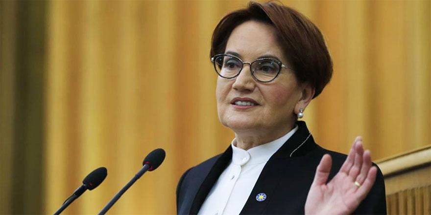 Meral Akşener: Türkiye'nin cumhurbaşkanına laf söyletmeyiz
