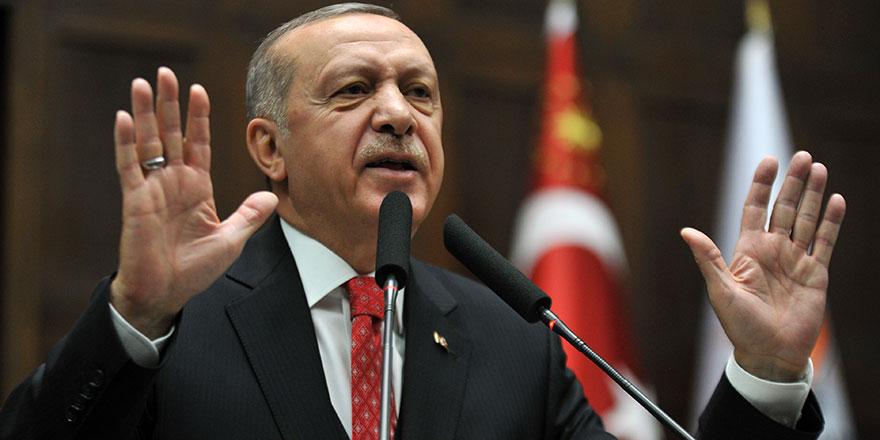 Cumhurbaşkanı Erdoğan'dan CHP'ye İş Bankası resti