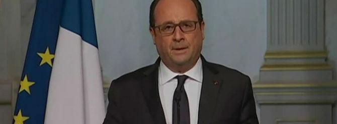 Hollande: Avrupa Birliği'ne girmek isteyen bir ülke...