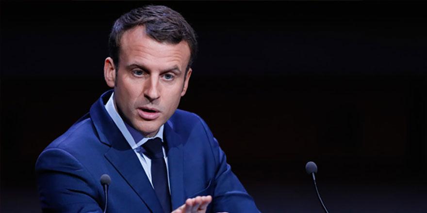 Cumhurbaşkanlığı'ndan Macron'a tepki