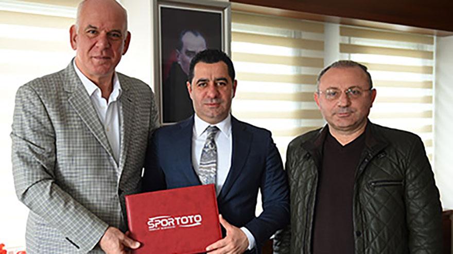 THF ile Spor Toto arasında sponsorluk anlaşması