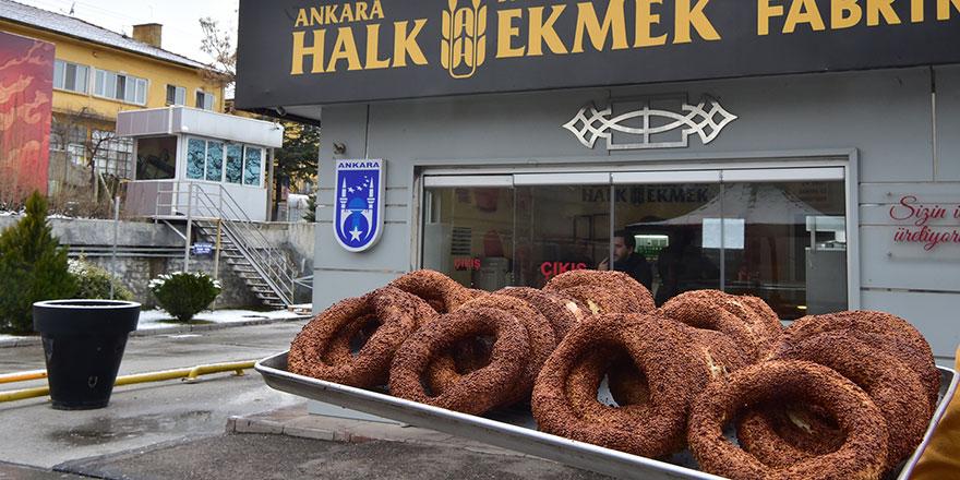 Ankara'ya glutensiz simit geliyor