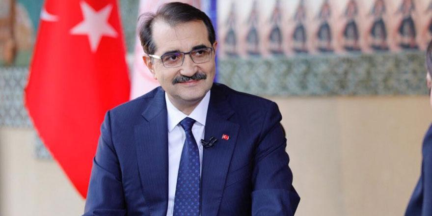 Bakan Dönmez açıkladı: O ilimizde doğalgaz bulundu