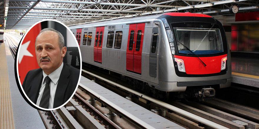 Esenboğa Metrosu ihale edilecek