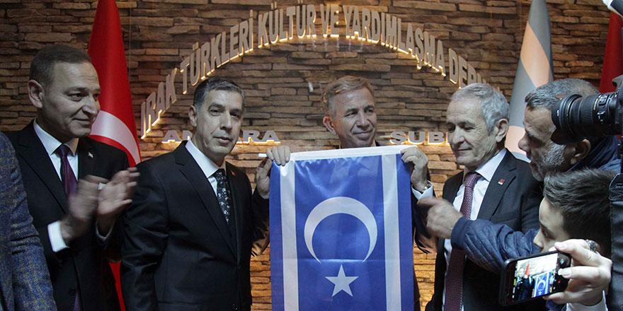 Mansur Yavaş'tan Türkmenlere yardım sözü