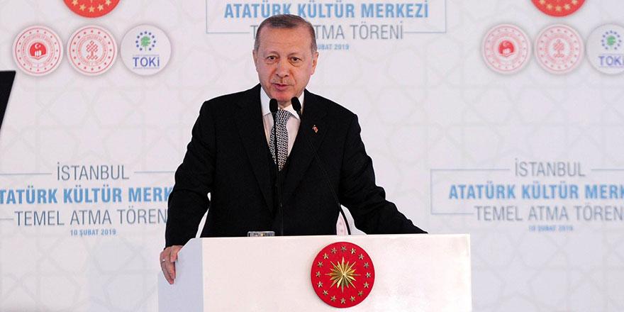 Cumhurbaşkanı Erdoğan'dan KDV müjdesi