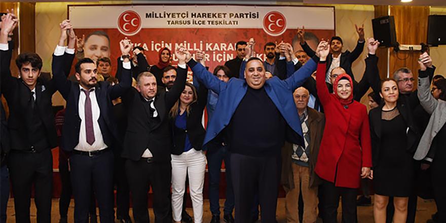 İYİ Parti'den 297 kişi MHP'ye geçti
