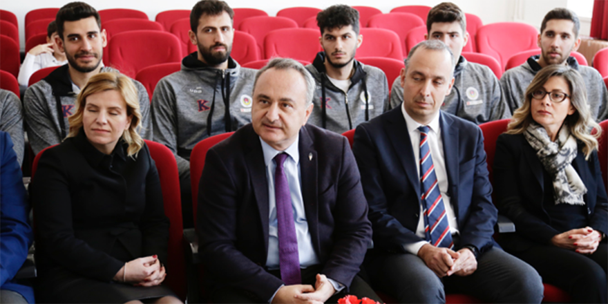 TED Ankara'dan Muammer Şahin Ortaokulu'na teşekkür ziyareti