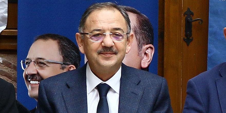 Mehmet Özhaseki'den anket yorumu