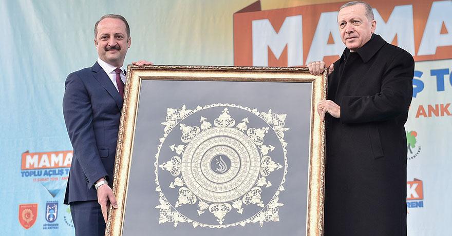 Ankara'nın İlk Millet Bahçesi açıldı