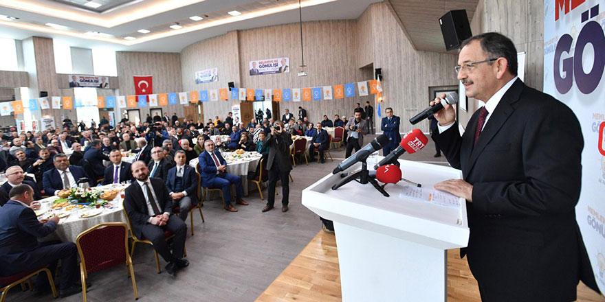 Özhaseki: Ankara'nın planlarını ben hazırladım