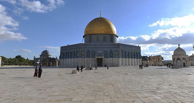 İsrail'den Mescidi Aksa kararı