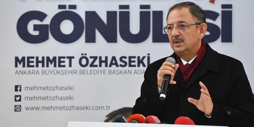 Özhaseki: Mansur Bey'in uydurması