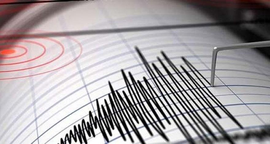 Art arda deprem meydana geldi
