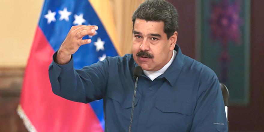 Maduro'dan talimat: Türkiye'de banka hesabı açın