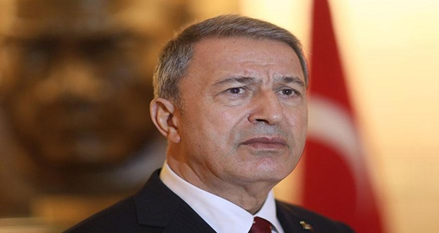 Bakan Akar'dan Gülen açıklaması