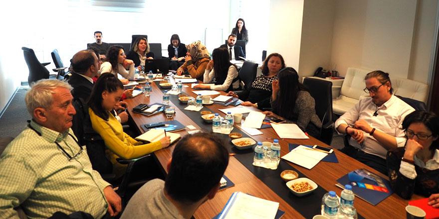 Ufuk 2020 Programı Güvenli Toplumlar Alanı Bilgi Günü etkinliği gerçekleştirildi