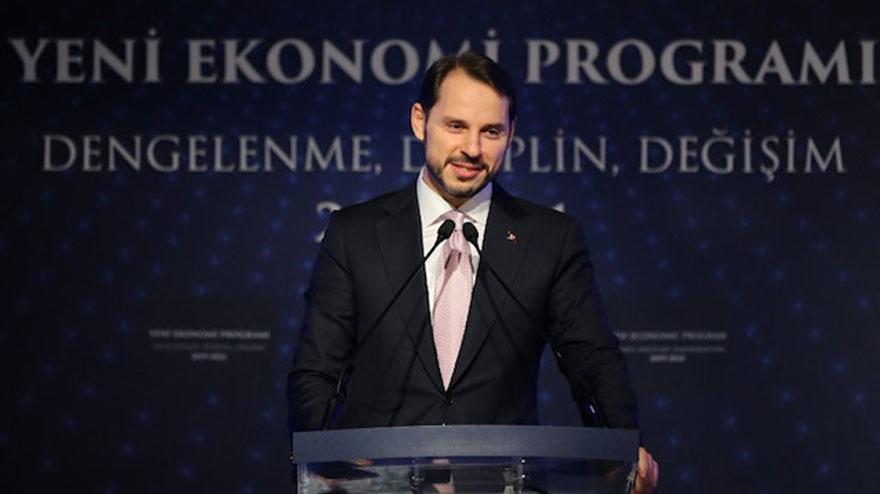 Berat Albayrak: Yeni istihdamlar geliyor