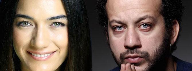Hande Subaşı ile Rıza Kocaoğlu aşk yaşıyor