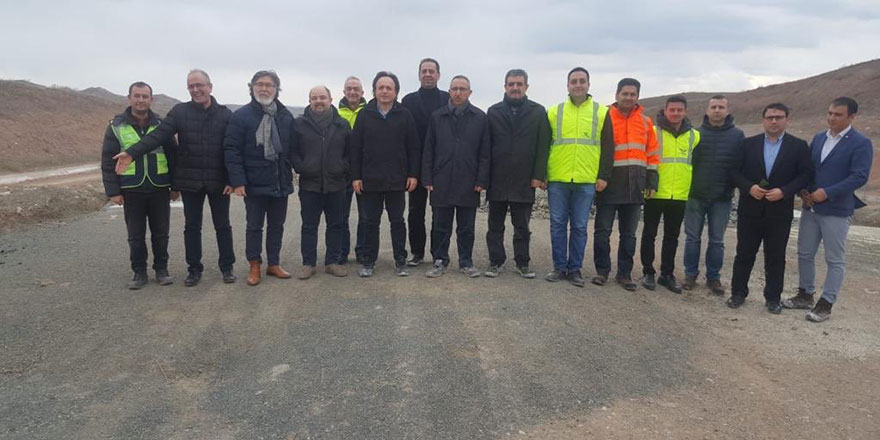Ankara-Sivas YHT Hattı hızla tamamlanıyor