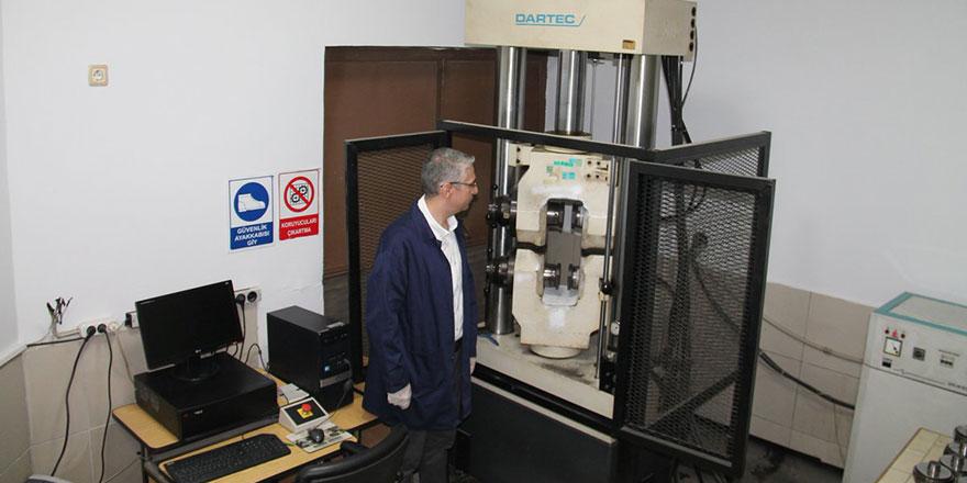 KOSGEB sekiz laboratuvarı ile akreditasyona devam ediyor