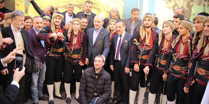 Bakan Soylu: Özhaseki'nin emrindeyiz