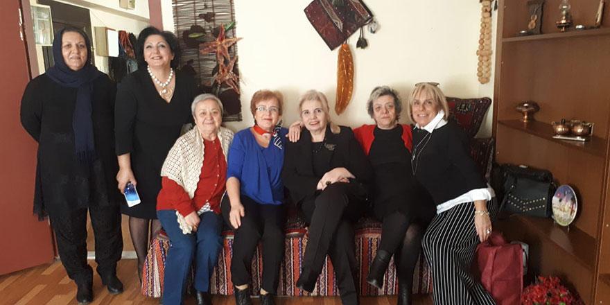 Kırşehirli kadınlardan Kadınlar Günü anması